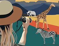 Visit Africa