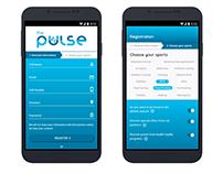 Pulse Sports App