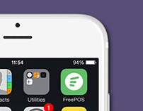 FreePOS – Brand Identity
