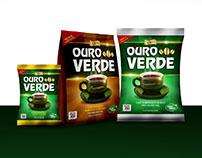 Logo: CAFÉ OURO VERDE