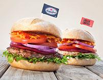 McDonald's Brissy Burger