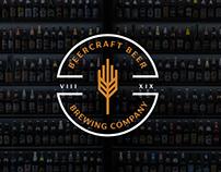 UX | UI Design - Portal Web Cervejaria