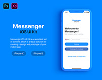 Messenger iOS UI Kit