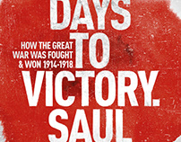 100 Days to Victory, Saul David