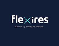 Brand + website (Flexires)
