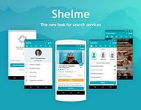 Shelme - Android App