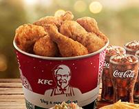KFC Mega Navidad