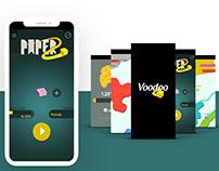 Paper Io 2 game app design