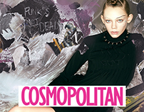 PUNK CHIC - Cosmopolitan MX