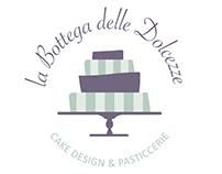 Logo creato per il laboratorio artigianale cake design