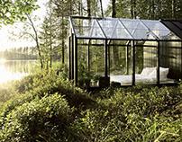 Designer Linda Bergroth's Personal Summer Retreat