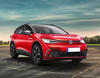 Volkswagen iD4 GTX - Review Design