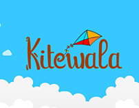 Kitewala Logo Design