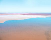 Lake Eyre / Kati Thanda