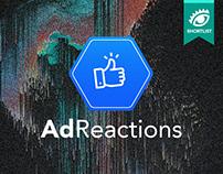 AdReactions / Shortlist Ojo de Iberoamérica 2018