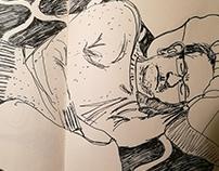 Sketchbook: Sleepers