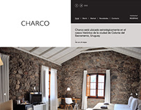 Charco Hotel Website