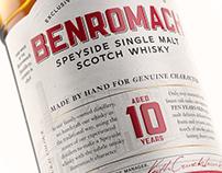 Benromach Single Malt Scotch Whisky