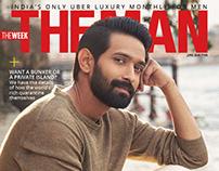 The Man/Vikrant Massey