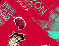 Jaime Garzón Infografía