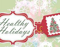 Healthy Holidays from SVHC Slider banner