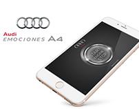 App / Realidad Aumentada Audi