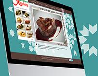 Web Redesign. Restaurante Almudaina