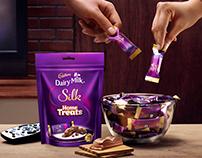 Cadbury Silk Home Treats