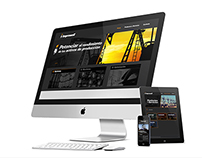 Improwell - Web Design