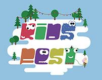 KIDS FEST Branding