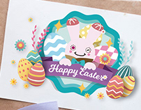 Happy Easter! We are Succulent Plump Planet Family !
