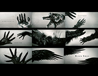 Black Swan Title Sequence