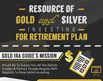 Resource of Gold and Silver Investing for Retirement Pl
