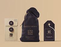 Logo design for clothes boutique