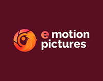 E-motion pictures logotype