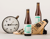 Gzub Craft Brewery - Beer Design