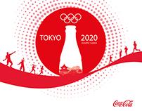 #cokexadobexyou #Tokyo 2020