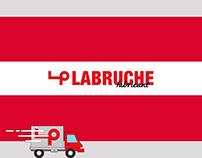 Maquette web - Labruche