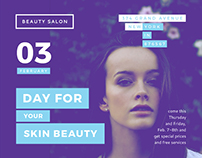 Beauty Salon | Modern and Creative Templates Suite