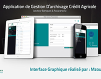 Application de Gestion d'archivage