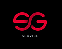 SG Service - Brand Identity