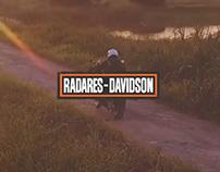 Harley Davidson // Radares Davidson