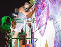 """""""Mis Sueños"""" Mural"""