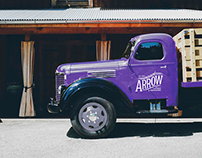 Arrow Lumber Re-Brand