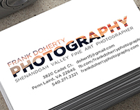 Business Card // Photography
