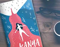 KANYA- Cover Design