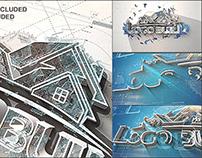 3D Logo Build