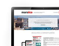 2014 - Marséco - Webdesign / iPad magazine