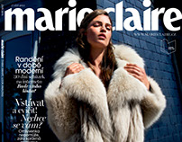 Marie Claire CZ September 2015 special FENDI