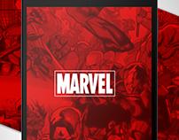 Marvel app prueba